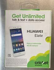 Huawei Elate 16GB, Wi-Fi + Cellular (Cricket Wireless ) Smartphone - White