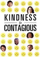 Kindness Is Contagious (DVD, 2015) Brand New Educational Feel Good Documentary