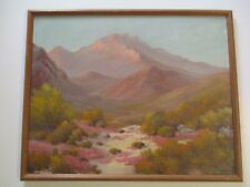 EARLY OLD CALIFORNIA LANDSCAPE PAINTING AMERICAN IMPRESSIONISM HERBERT SARTELLE