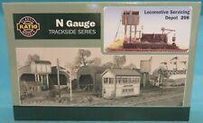 Ratio 206 Locomotive Servicing Depot N Gauge