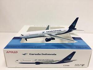 APOLLO 1:400 Garuda Indonesia BOEING 767-31K(ER) G-DIMB A13081