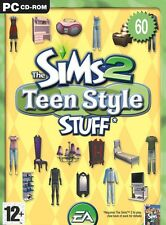 The Sims 2: Teen Style Stuff [Expansion Pack] - PC Windows