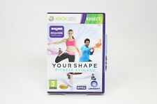 YOUR SHAPE FITNESS EVOLVED   XBOX360 XBOX 360 INV-6523