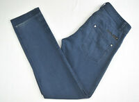 DIESEL Darron Regular Slim Tapered Mens Jeans Wash 008QU Blue Size W32 L32