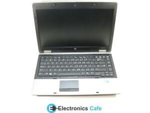 "HP ProBook 6450b 15.6"" Laptop 2.4GHz i5-M 520 4GB RAM Grade B No Battery, Webcam"