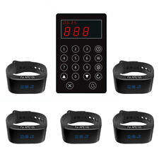 SINGCALL Wireless Calling  Kitchen System for Calling Waiter to Pick Dish Paging