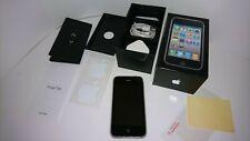 Apple iPhone 3GS A1303 GSM 8GB Black MC637B/A (O2) Complete 2009 UK   q
