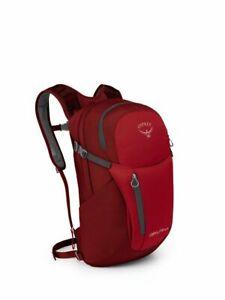 Osprey Daylite Plus 20L Daypack - Red