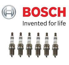 BMW E34 E36 E39 VW Bosch FLR8LDCU Spark Plug Set of 6