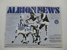 WEST BROMWICH ALBION v MANCHESTER UNITED  06/03/1971  Season 1970-71