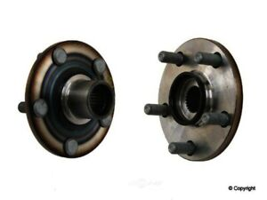 Axle Hub Front WD Express 397 51034 001