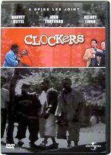 Dvd Clockers di Spike Lee 1995 Usato raro