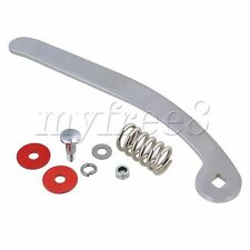 More details for guitar accessories chrome-plated electric guitar tremolo wrench silver