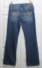 Seven 7 For All Mankind Womens Jeans Size 29 Bootcut Denim Jeans - 31 Inseam