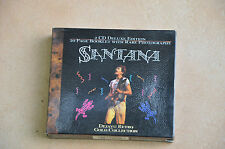 coffret 2 CD SANTANA - Deluxe Edition + livret 20p - TTBE