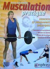 Musculation pratique : exercices et programmes spécifiques, 2001 (3008)