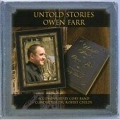 CD Untold Stories (2007) - Owen Farr (Tenor Horn) Cory Band BRAND NEW & WRAPPED!