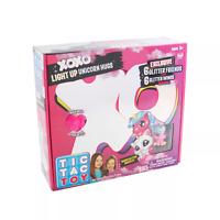 Tic Tac Toy Light Up Unicorn Hugs and Glitter Friends NEW