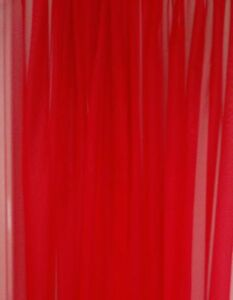 "Wedding drape 2 panel set, 7'x 57"" wide, White, Ivory and colors, backdrop."