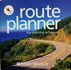 Rand McNally Route Planner Trip Planning Software PC CD-ROM