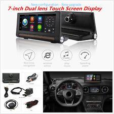 "HD 1080P Car DVR GPS Camera 7"" Android 3G Dash Cam Wifi Bluetooth Video Recorder"