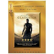 New ListingGladiator-Russell Crowe Dvd