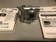 Canon PowerShot A630 8.0MP Digital Camera - Silver