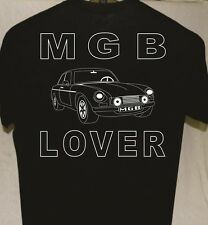 MGB Lover T shirt more tshirts listed for sale Great Gift A Friend or Car Guy MG