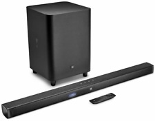 JBL Bar 3.1  3.1 Channel 4K Ultra HD Soundbar with Wireless Subwoofer JBLBAR31BK