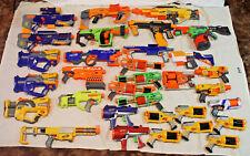 Huge assortment 40 Nerf Gun Lot plus Magazines and accesories