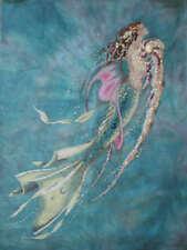 Mermaid of the Pearls  - Cross Stitch Chart - FREE POST