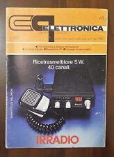 R26> CQ Elettronica Edizioni CD Bologna n.1 gennaio 1980