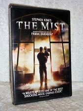 Stephen King's The Mist (DVD, 2008) Fran Darabont film Thomas Jane Laurie Holden