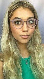 New Ray-Ban RB 9770  2857 47mm Rx Round Pink Gold Women's Eyeglasses Frames