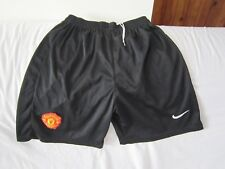 MANCHESTER UNITED NIKE SOCCER SHORTS SIZE SMALL