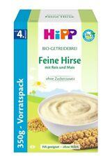 Hipp Bio Céréales Brei Fine Millet avec Riz et Maïs 11309769 (16,29 Eur / kg)