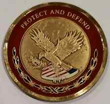 """NSA National Security Agency Protect And Defend 1.5"""""""
