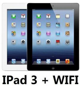 Apple Ipad 3 + wifi