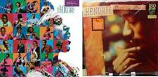 JIMI HENDRIX Burning Desire AND Blues BOTH  2LP Sets AND on 180 Gr NEW Sealed
