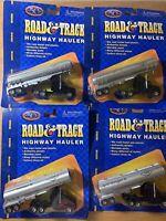 VTG Road & Track Highway Hauler Diecast Metal & Plastic Liquid Nitrogen N2 Truck