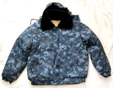 Russian Military Uniform Winter Jacket Warm Camo NEW