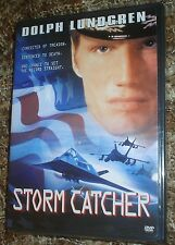 Storm Catcher (DVD, 2003), NEW & SEALED,REGION 1,WIDESCREEN, WITH DOLPH LUNDGREN
