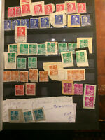Timbres Mariannes de Muller.