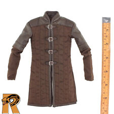 Templar Knights - Brown Tunic Coat - 1/6 Scale - COO Action Figures