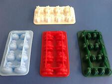 ICE Cube Freeze Bandeja Molde de Silicona Chocolate Gelatina Para Molde Maker Party Niños Hornear