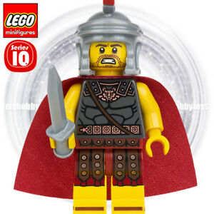 LEGO 71001 Minifigures Series 10 - No.3 Roman Commander Minifigure