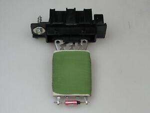 Genuine Denso Vauxhall Corsa D Adam Heater Fan Blower Motor Resistor 13248240