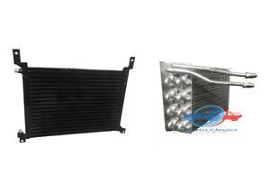 68 69 Ford Torino Ranchero Mercury Montego Condenser Evaporator AC5110S EV5120