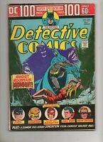 Detective Comics #440 Fine 6.0 1974 100 Page Super Spectacular Manhunter Batman