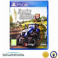 Farming Simulator 15 (PS4) **GREAT CONDITION**